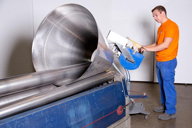 VMZ-Metallverarbeitung-Walzen